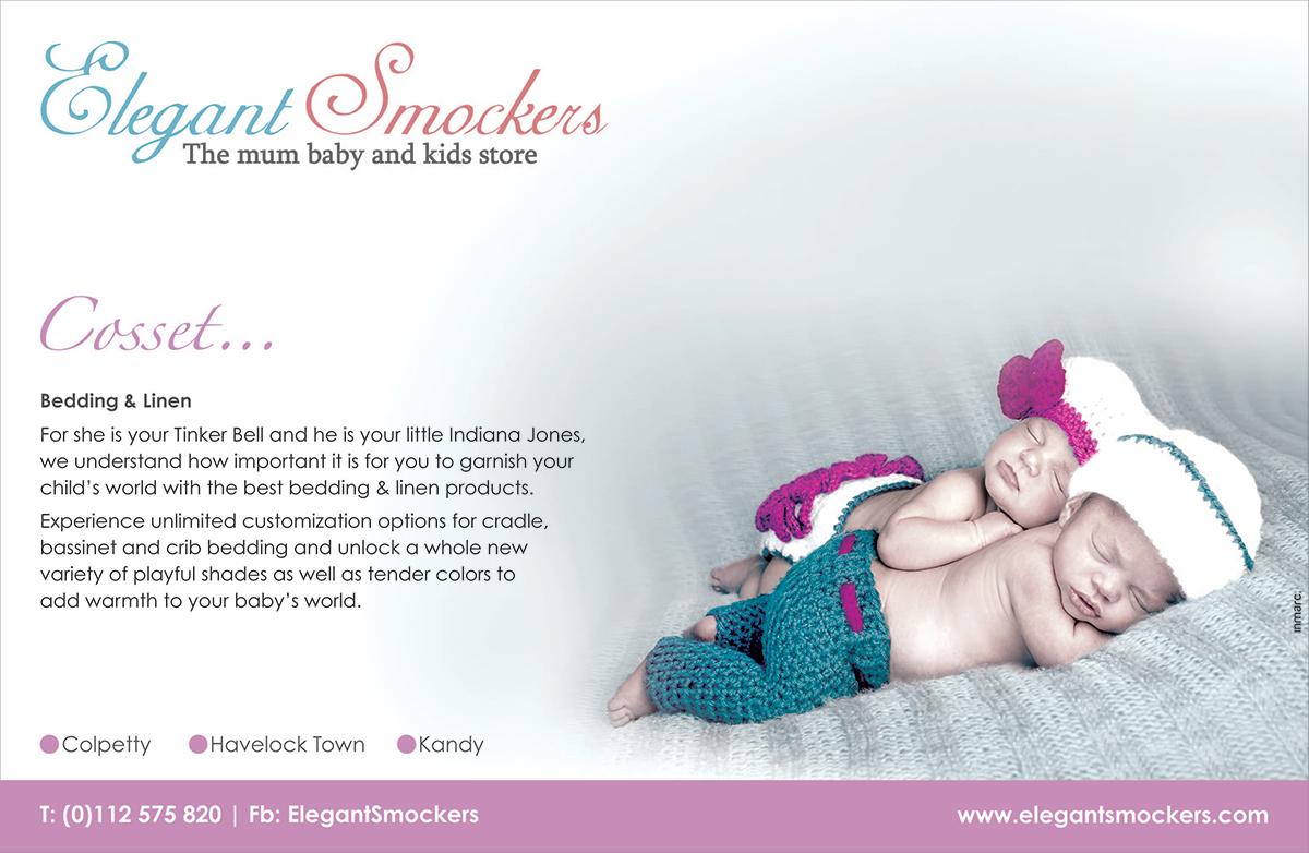 Elegant Smockers Inmarc Advertising